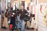 Barrio de Yoff, en Dakar (Senegal) Foto tomada por NarwhalTabarca.
